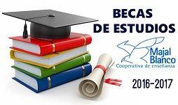 Abierto Plazo de Becas de estudios Obligatorios de Primaria y Secundaria 2016-2017