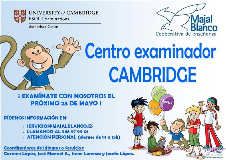 centro-examinador-cambridge-majalblanco