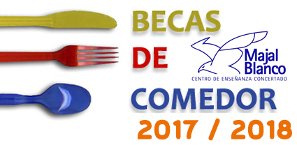 Listado de libros para secundaria y bachillerato curso for Becas comedor 2017 madrid