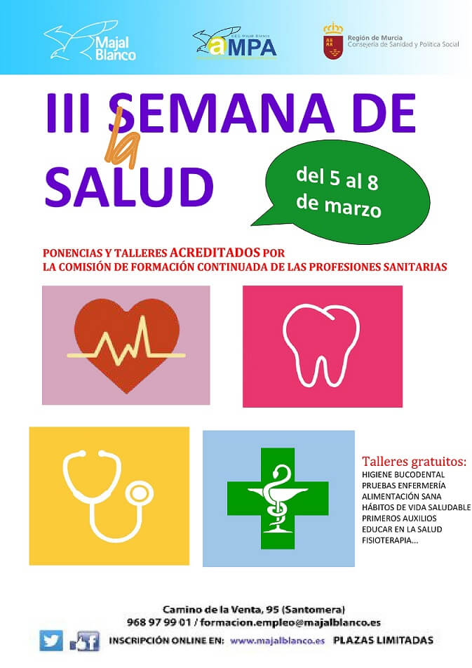 III Jornadas de la Salud